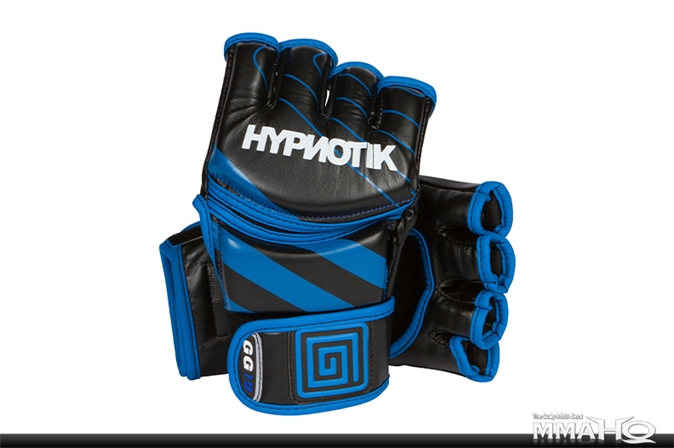Hypnotik Adrenaline GG19 MMA Gloves - Blue